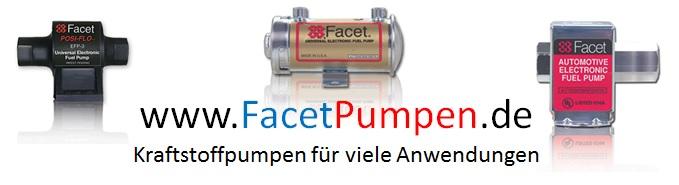 Facet Kraftstoffpumpen-Logo